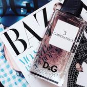 Магический аромат, способный свести с ума и подчинить любого мужчину-D&G 3 L`Imperatrice.60мл. фото2