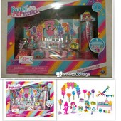 Party popteenies- Party time surprise set в наборе 3куклы
