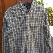 Стильна рубашечка H&m p.140 на 10 років