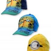 Disney minions кепки оригинал. Лот 1 шт.