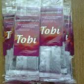 чай Tobi крупнолистовой Наглый фрукт 13 пакетов