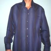 Мужская рубашка , батал. Италия. Много фото