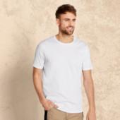 Мужская белая футболка Livergy! Германия! XXL