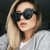 Лот 1 шт! Хит 2019! моднявые женские очки!