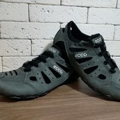 Кросовки сандали Ecco. Натуральная кожа. Распродажа!