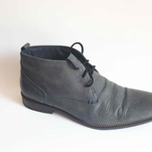 мужские ботинки Van Beers натур кожа р 44