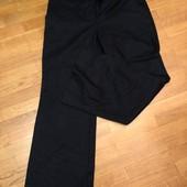 Новые шерстяные брюки(чёрные).классика.р. с-м.смотрите замеры.Из Европы,не секонд!