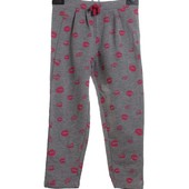 Крутые спортивные штаны для девочки 134-140