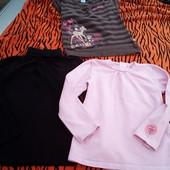 Стоп!,комплект фирменных тонких гольфов и удлиненная футболка с вышивкой в подарок