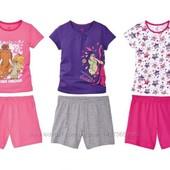 Комплект футболка +шорты Lupilu 98/104 на выбор