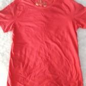 Яркая базовая футболочка для девочки от Фаберлик, рост 146