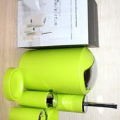 Новые наборы аксессуаров для ванной комнаты