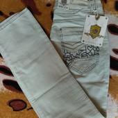 Лёгкие джинсы Longli(Турция),  р.33
