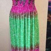 В наличии Платье - сарафан размер универсальный 44-48