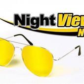 Очки для автомобилистов Glasses Night view