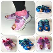 Красивые кроссовочки девочкам, мальчикам размер ( 24-29)Наличие цвет, размер в лоте
