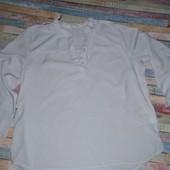 нежная блуза в идеале, тонкая
