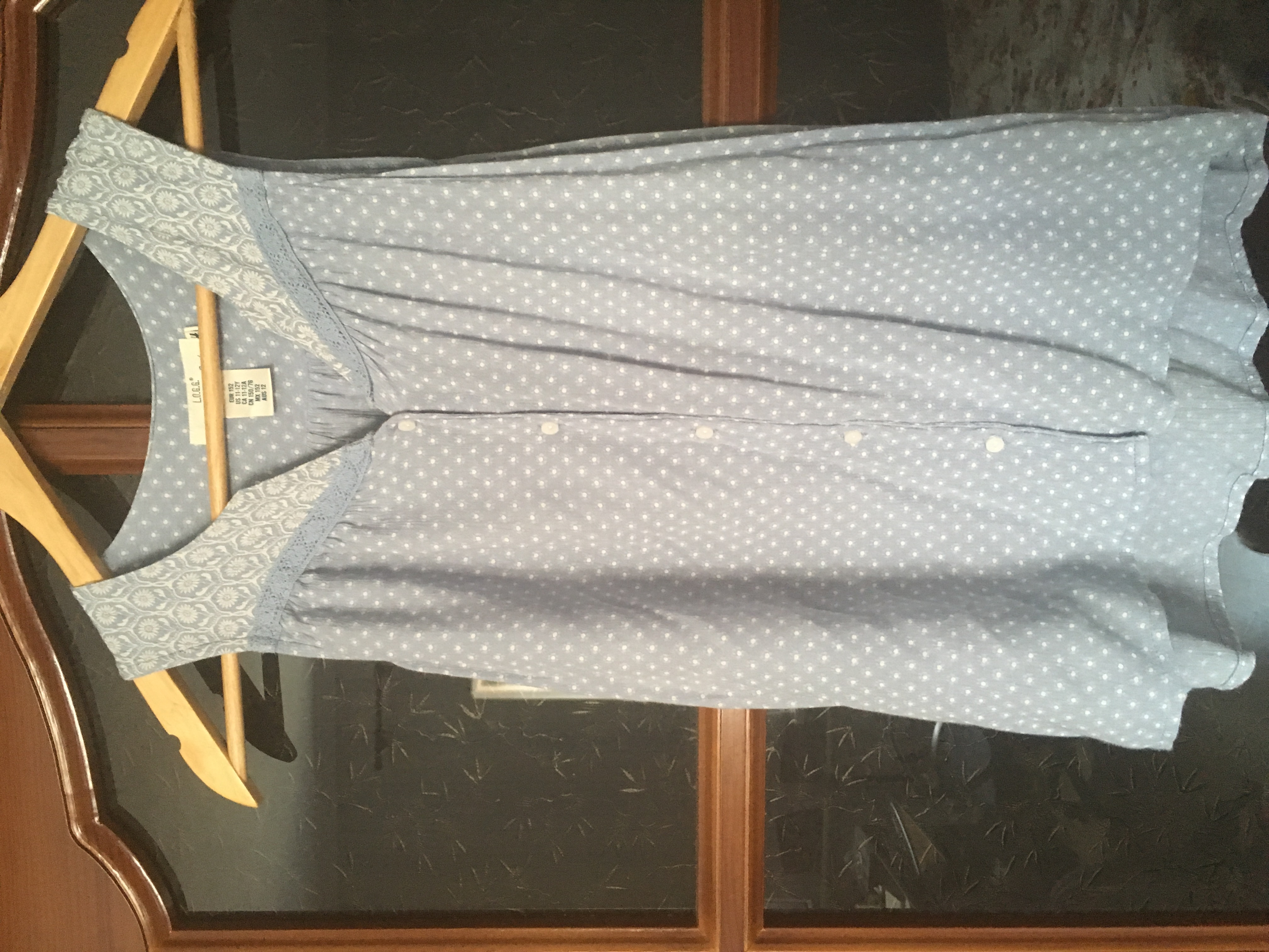 Блуза HM XS S