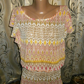 Женская шифоновая блуза F&F
