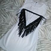 Стильное итальянское платье 42рр