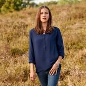 Восхитительная блуза TCM Tchibo размер 42евро