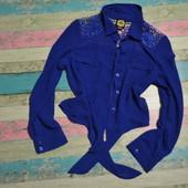 рубашечка на 11-13 лет, по бирке рост 158-164