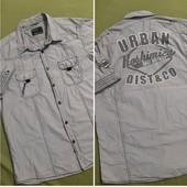 Рубашка Angelo Litrico, 100% cotton, в новом состоянии, ПОГ 60 см