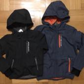 Суперские термо- куртки на флисе S&D. Венгрия. Размер 104-134