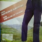Трекинговые летние женские брюки евро 42 замеры