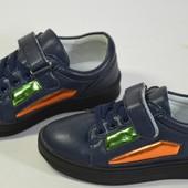 Шикарные кроссовочки для мальчиков и девочек. Стелка- кожа, супинатор. 4 модели ! Размер 28 -36