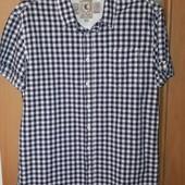 Брендовая рубашка LTB, xl-xxl, состояние новой