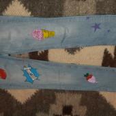 классные стильные джинсы скинни Турция