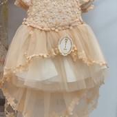 Детское Нарядное платье. Размер 2, 3, 4 года