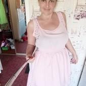 Воздушное платьице