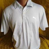 Мужская тенниска бренда Puma. Размер на выбор.