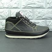 Зимние ботинки New Balance, натуральная кожа/мех. распродажа последних размеров -70%