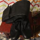 Шикарные очень красивые кожаные бодфорды в хорошем состоянии, ст 26 см. 41р.