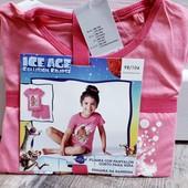 ☆ Набор шорты и футболка 98 - 104 Большемерят! Замеры в описании. Ледниковый период Lidl