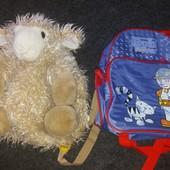 Детские рюкзаки  одним лотом