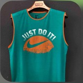 Футболка  без рукавов Nike Just Do It