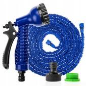 Усиленный шланг для полива XHose 45 м с распылителем Magic Hose