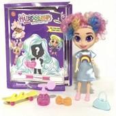 Качественная и оригинальная куколка-сюрприз с волосами
