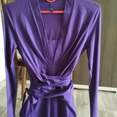 Офісні блузочка, жилетка і кофтинка, с/м
