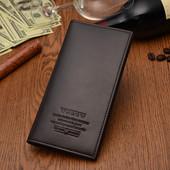 Отличный  мужcкой  кошелек портмоне для купюр и карт