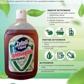 Дезінфікуючий засіб-антисептик Zetoll, 500 мл.