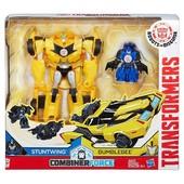 Набор трансформеров Transformers Bumblebee and Stuntwing