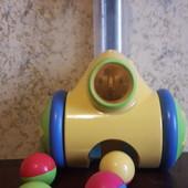Каталка с шариками Pic n Pop, Tomy