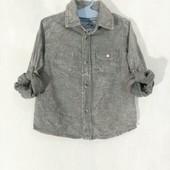 Классная , стильная рубашка - варенка cherokee на 3-4г.