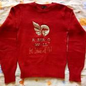 3 фирменные вещи в лоте, свитер и 2 лонгслива, размер S, M