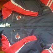 Куртка новая на осень на тонкой подкладе.